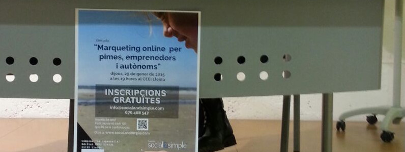marqueting online lleida