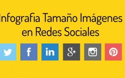 Tamaño Imágenes en las Redes Sociales [Actualizado 2018]