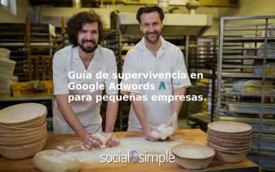 Guía de supervivencia en Google Adwords para pequeñas empresas.
